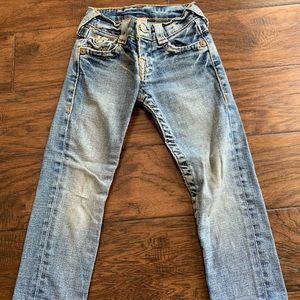 VGUC True Religion  Crystal Jeans